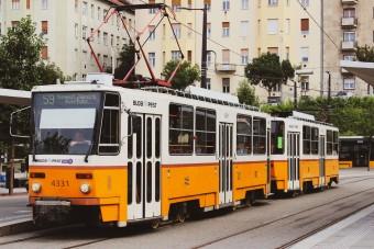 Még több budai villamoson lehet biciklit szállítani