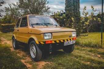 Így lesz egy autóból szerelem és igazi családtag - Egy hazai Kispolszki szívmelengető története