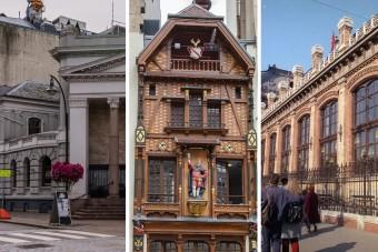 Kitalálod, mi a közös ezekben az épületekben?