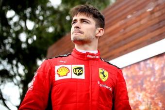 F1: Leclerc nem készül futamgyőzelemre