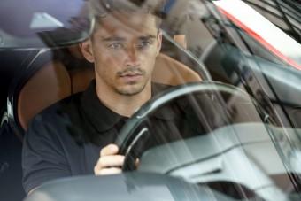Monaco utcáin huligánkodott a Ferrari-pilóta