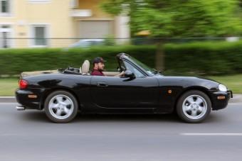 Használt autó: így vegyél jó MX-5-öt!