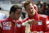 Idén újra Schumacher az F1-ben? 2