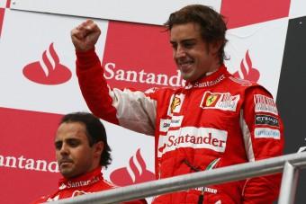 Massa: Sokat szenvedtem Alonso mellett