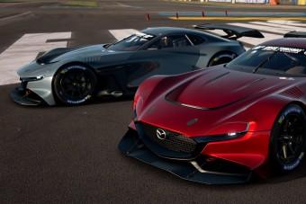 Újra van Wankel-motoros Mazda (bár nem igazi)