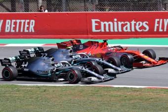 F1: A Mercedesnél sem lesz hely Vettelnek