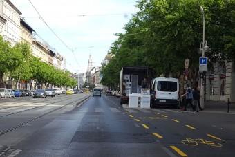 Az autósok érdekében változtattak a budapesti lámpaprogramokon