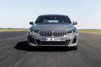 Sportos helyett inkább komfortos a BMW 6 GT