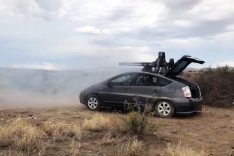 Ennyire pusztító Toyota még soha nem létezett
