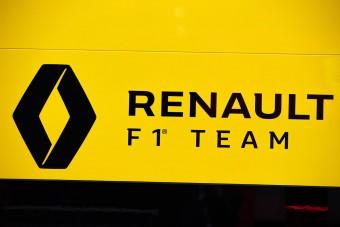 F1: A Hungaroringen tesztel a Renault