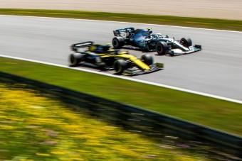 F1: Vettel jobban járna a Renault-val, mint a Mercivel?