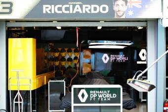 Ricciardo: Rég volt egy tisztességes futamom!