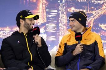 F1: Hivatalos, Ricciardo a McLarenhez igazolt