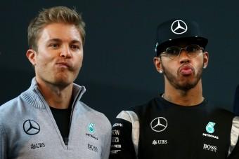 Rosberg újra összecsap Hamiltonnal