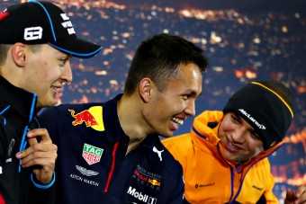F1: Irigykedik a Williams ifjonca