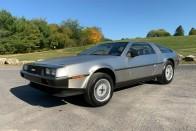 Ez a DeLorean szó szerint a múltból érkezett, mindössze 700 kilométert futott 1