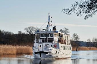 Hajóba építettek hibrid hajtást a svédek, és működik