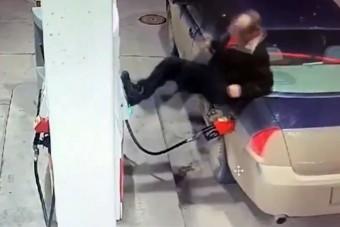Tankolás közben idegállapotba került ez a férfi