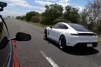 Megveri végre a Porsche a Teslát?