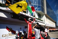 F1: Vettel már be sem ül a Ferrariba? 2