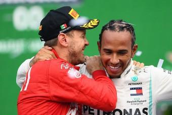 F1: Működhetne a Hamilton-Vettel álomcsapat