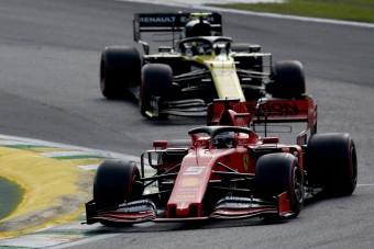 F1: Visszatérés a Ferrarinál? Talán a következő életemben!