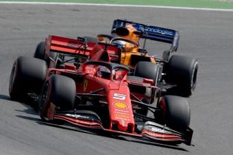 F1: A Ferrari készült Vettel elengedésére