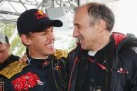 F1: A Ferrari tolta el Vettel karrierjét 4