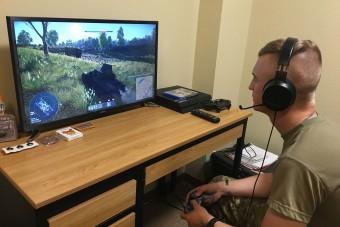 Videojátékkal gyakorlatoznak az amerikai katonák