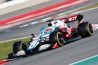 F1: A Merci-főnök visszatért a Williamshez 1