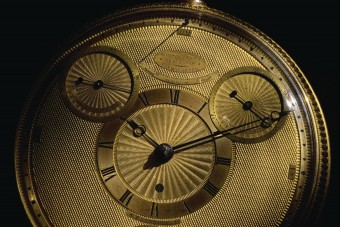 A modern óragyártás egyik legfontosabb órája kerül kalapács alá