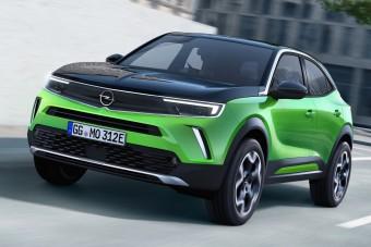 Nem láttunk még ilyen merész Opelt