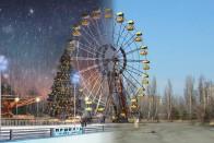 Ijesztő felhő jelent meg Csernobil felett az égen 1