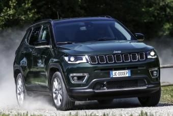 Európaibbá vált a Jeep Compass