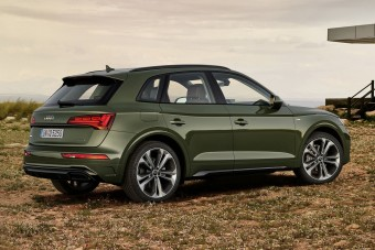 20 percnyi mozgófilmen a megújult Audi Q5