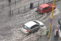 Megnehezítette a közlekedést az ország keleti felére lecsapó vihar 5