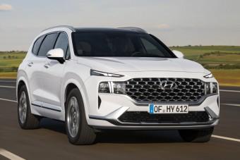 Megérkezett a vadonatúj Hyundai Santa Fe