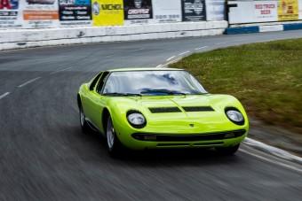 Nincs ennél merészebb Lamborghini Miura