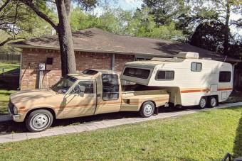 Ha lakókocsival mennél vissza a 80-as évekbe, akkor ezt nézd meg!