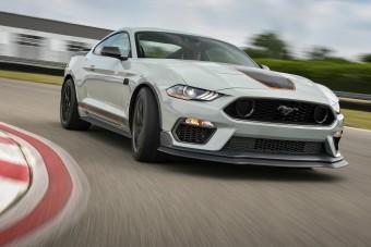 Nem készült még ennél keményebb Ford Mustang