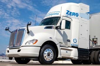 Tömegével érkezhetnek a hidrogénüzemű haszonjárművek