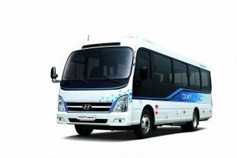 A Hyundai bemutatta első elektromos minibuszát
