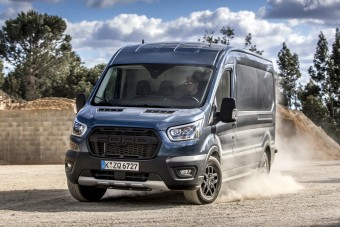 Hatvan fotón a Ford lifestyle-furgonja
