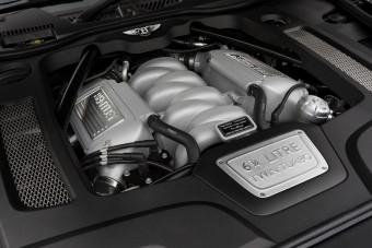 60 év után búcsúzik a Bentley 6,75 literes V8-asa