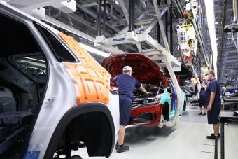 1 millió autót gyártott a VW Amerikában