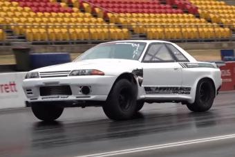 Egy elhunyt barát emlékére lett ez a leggyorsabb Nissan GT-R