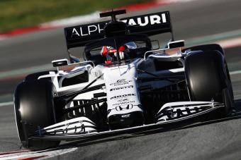 F1: Videón a kettős tesztnap