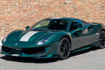 Ezen a Ferrarin csak az extrák 56 millió forintba kerültek