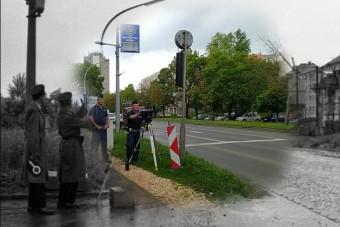 Így mérték a sebességet a rendőrök 50 éve Miskolcon