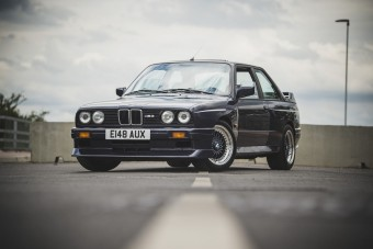 Az 1988-as BMW M3, amit nem féltek használni